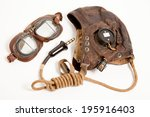 World War Two Flying Goggles...