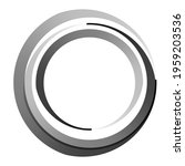 circular  concentric element....