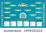european 2020 match schedule ... | Shutterstock .eps vector #1959231223