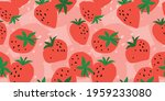 vector seamless pattern with...   Shutterstock .eps vector #1959233080