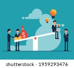 people group inject money into... | Shutterstock .eps vector #1959293476
