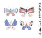 whimsy ornate decorative... | Shutterstock .eps vector #1959301933