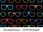 seamless pattern with...   Shutterstock .eps vector #1959343669