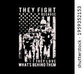 Veteran   Patriot   They Fight...