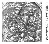 four horsemen of the apocalypse | Shutterstock . vector #1959538063