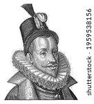 portrait of albrecht archduke... | Shutterstock . vector #1959538156