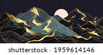 landscape wallpaper design with ... | Shutterstock .eps vector #1959614146