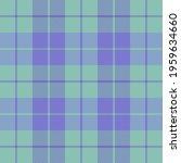 easter tartan plaid. scottish...   Shutterstock .eps vector #1959634660