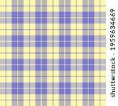 easter tartan plaid. scottish...   Shutterstock .eps vector #1959634669