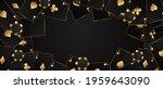 playing card. winning poker... | Shutterstock .eps vector #1959643090