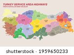 turkey economic geography map   ... | Shutterstock .eps vector #1959650233