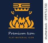 fire alarm premium material ui...