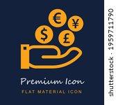 finance symbol of four...