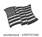 flag of the united states of... | Shutterstock .eps vector #1959757240