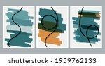 scandinavian design. modern art ... | Shutterstock .eps vector #1959762133
