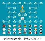 european 2020 match schedule ...   Shutterstock .eps vector #1959764743