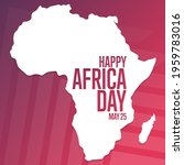 africa day. may 25. holiday... | Shutterstock .eps vector #1959783016