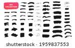 brush strokes text boxes...   Shutterstock .eps vector #1959837553