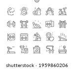 gym. sports hall. sport... | Shutterstock .eps vector #1959860206