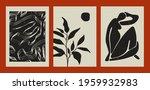 minimalist boho backgrounds.... | Shutterstock .eps vector #1959932983