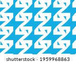 blue background in the style of ... | Shutterstock .eps vector #1959968863