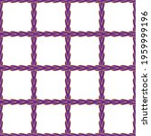 decorative cage of purple color ... | Shutterstock .eps vector #1959999196
