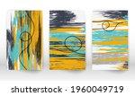scandinavian home decor. set of ...   Shutterstock .eps vector #1960049719