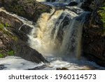 Detail From Rogie Falls  One Of ...