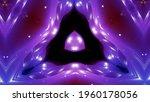 3d Render. Abstract Symmetric...