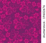 floral design. | Shutterstock .eps vector #19602676