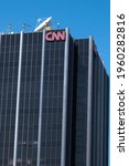 Cnn Building In The Hollywood...