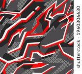 seamless geometric pattern of...   Shutterstock .eps vector #1960306630