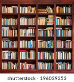 Bookshelf Background