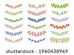 green semicircular form tree...   Shutterstock .eps vector #1960438969