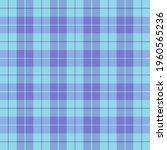 easter tartan plaid. scottish...   Shutterstock .eps vector #1960565236