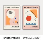 abstract art set  aesthetic...   Shutterstock .eps vector #1960610239