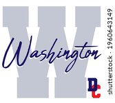vintage college varsity font...   Shutterstock .eps vector #1960643149