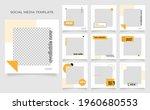 social media template banner...   Shutterstock .eps vector #1960680553