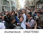 istanbul turkey may 31  police...   Shutterstock . vector #196075583