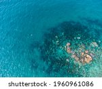 Aerial View Or Top View From...