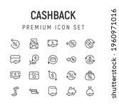 premium pack of cashback line...