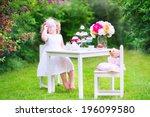 Adorable Funny Toddler Girl...