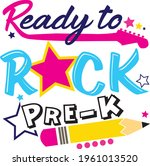 back to school svg ready to... | Shutterstock .eps vector #1961013520