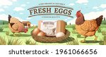 Natural Farm Product Ad Banner...