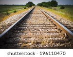 Railway  Railroad  Train Tracks ...