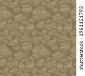 ground seamless pattern  brown...