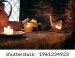 Authentic Medieval Tavern....