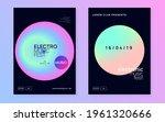 music fest set. fluid...   Shutterstock .eps vector #1961320666