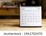 August 2021 Calendar   Month...