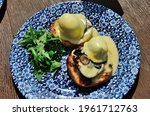 The Mushroom Benedict Breakfast ...